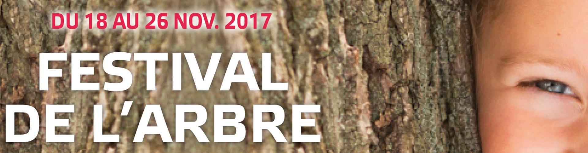 Festival de l'Arbre 2017